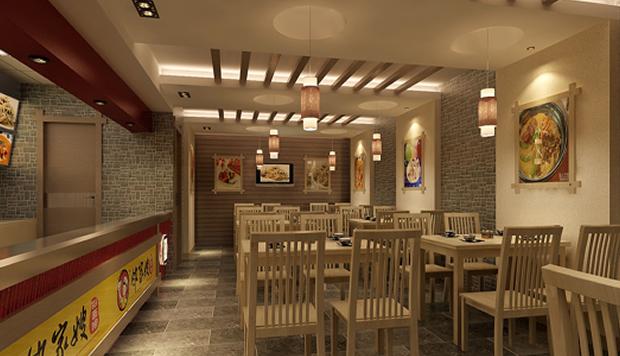 杭州餐饮装修注意事项图片
